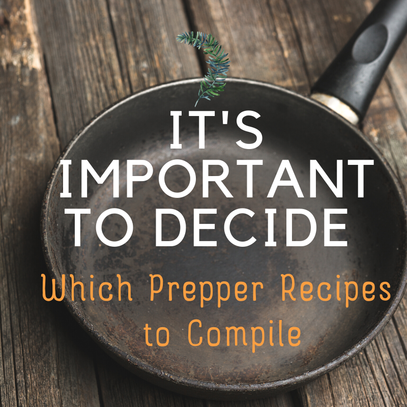 Prepper Recipes